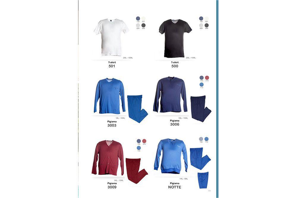 1fc01f6b3233 abbigliamento intimo taglie forti abbigliamento uomo taglie forti  collezione primavera - estate 2019 ...